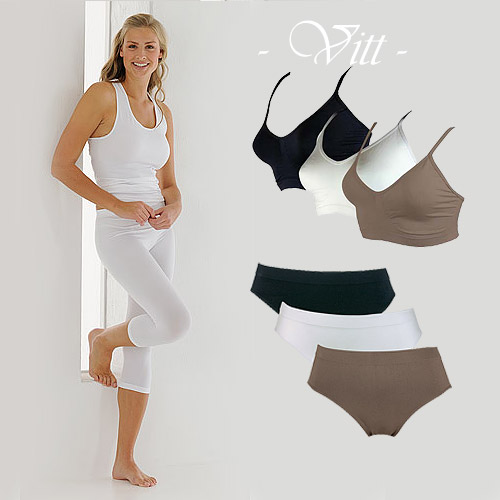 vita underkläder