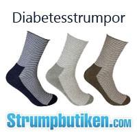 Diabetes Strumpor